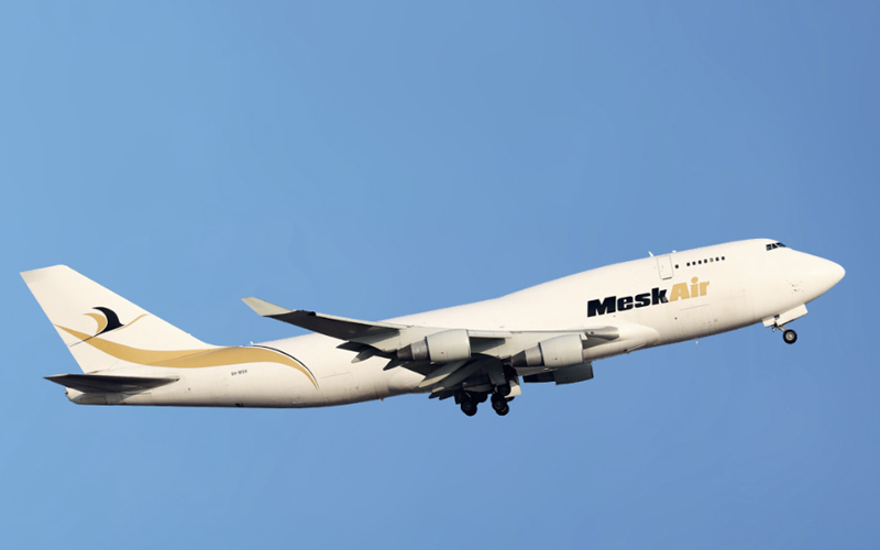 Quick Link Aviation Services Boeing 747-400F